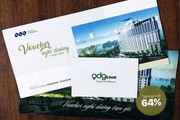 Mẫu quảng cáo khách sạn đẹp, thu hút chuyên nghiệp