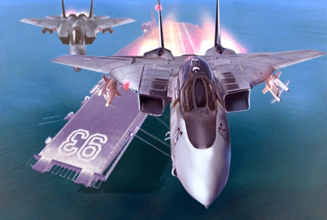 Game bắn máy bay