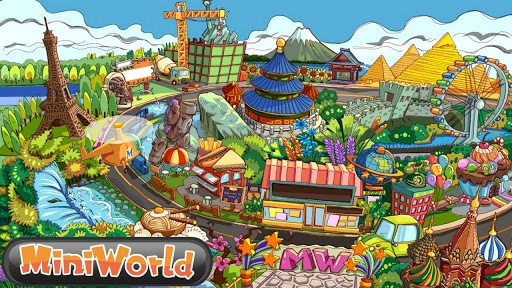 Game mini world